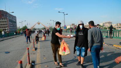 Dodental betogingen in Irak loopt op tot 42