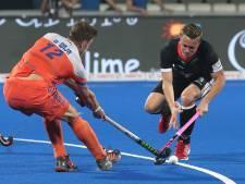 Tussenronde dreigt voor hockeyers Oranje na verlies tegen Duitsers