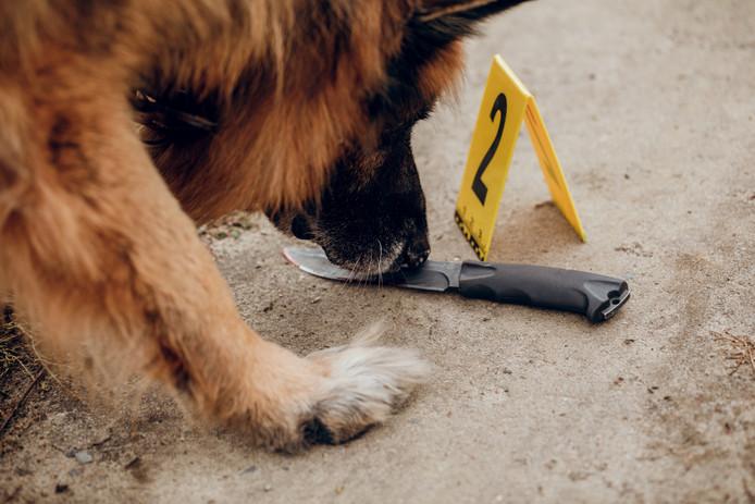 Het OM stopte pas in 2011 met geurproeven.