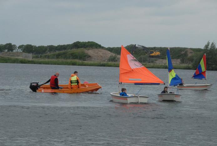 open dag Watersportvereniging De Groote Wielen