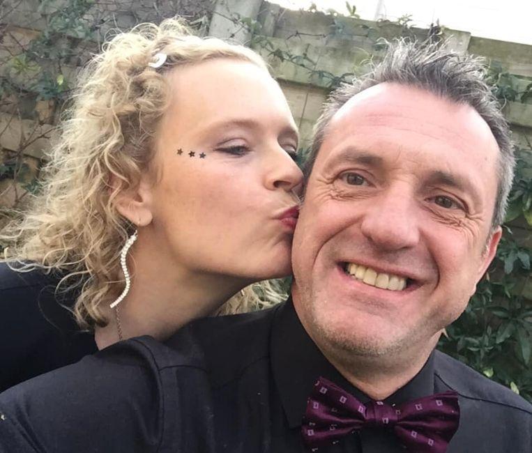 Kurt Huberecht en Nathalie Fiers