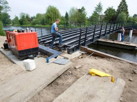 Woerden peinst over vier varianten voor tiende brug over Oude Rijn