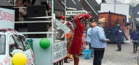 Piepschuimgroep uit Den Hout houdt kaken op elkaar