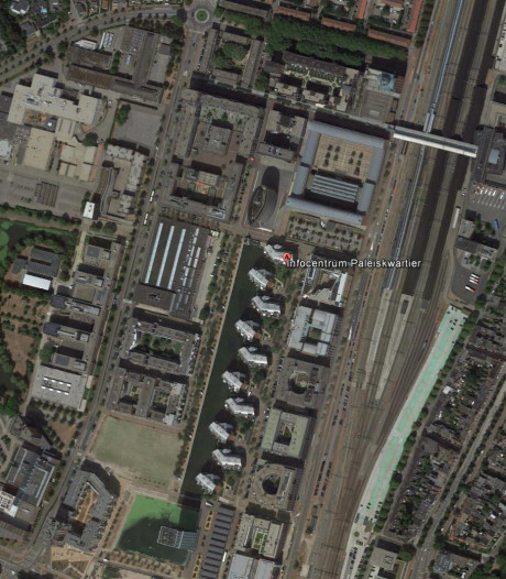 Paleiskwartier: van verpauperd industrieterrein tot gebied met bijzondere architectuur