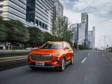 Bij deze Chinese SUV kun je kiezen uit 5 verschillende neuzen