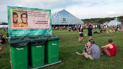 Pukkelpop lanceert 'afvalwaarborg' en betalende camping