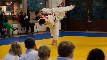 Zeshonderd judoka's strijden in De Ponte voor de titel van Vlaams jeugdkampioen