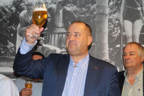 Voor Kurt Vanryckeghem, op plaats vijf, is het de laatste kans om in het Vlaams parlement verkozen te worden.