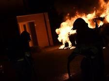 Drie auto's minuten na elkaar verwoest door branden in Geldrop