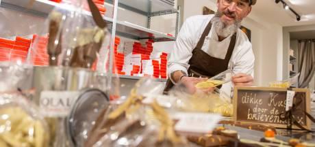 Ben verkocht spijkerbroeken, maar heeft nu zijn eigen chocoladewalhalla in Veenendaal