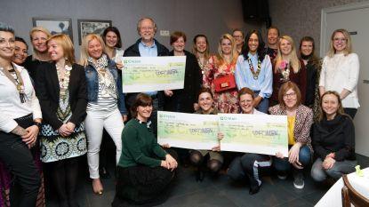 Serviceclub Ladies Circle Mol schenkt 7.000 euro aan goede doelen