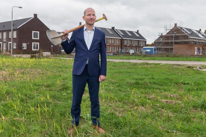 Ontwikkelings Combinatie Genemuiden (OCG) van Helmich Heutink heeft het eerste deel van Tag West bijna volgebouwd, en staat te popelen om te beginnen met de bouw van nog eens 230 woningen.