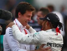 Mercedes-teambaas Wolff slaat Grand Prix van Brazilië over