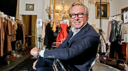 Koninklijke couturier Natan maakt mondkapjes voor ziekenhuizen België