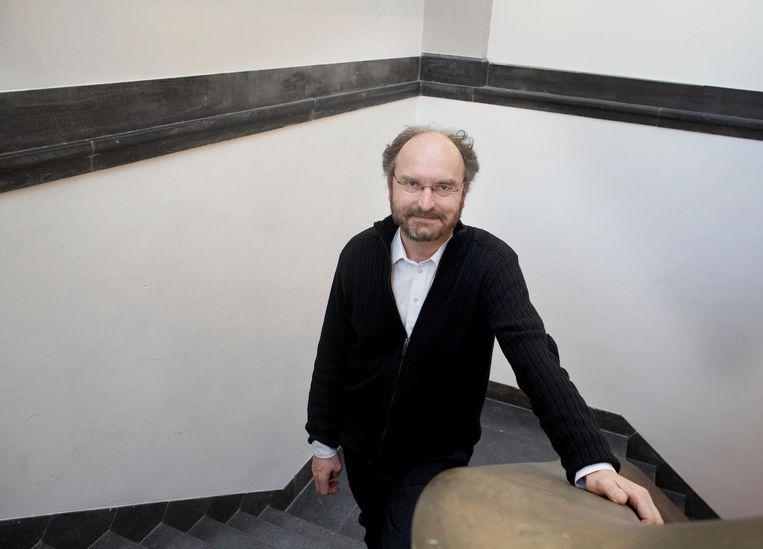 Paul Cliteur Beeld Gerhard van Roon