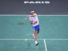"""Le tournoi de Bercy a reçu """"un soutien financier de l'ATP et des autres Masters 1000"""""""