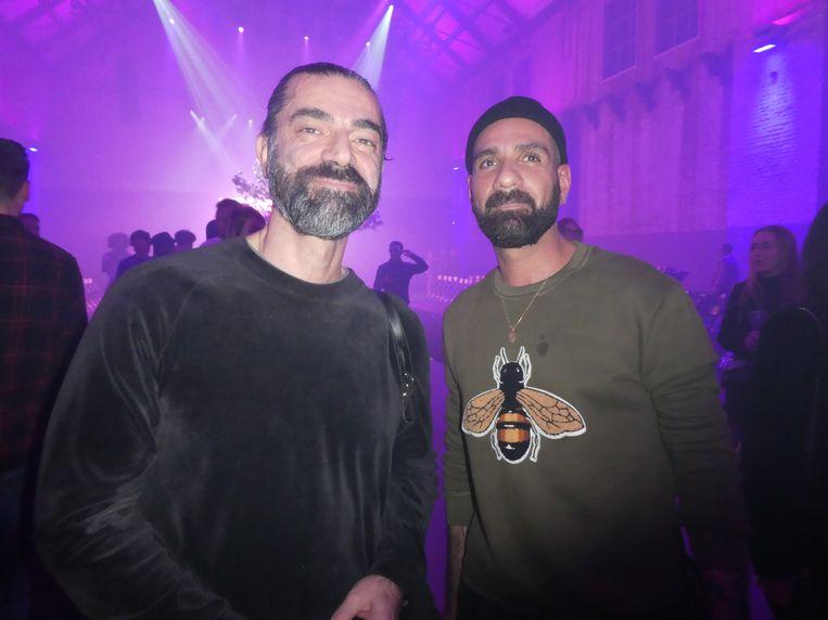 Aref en Mehdi: