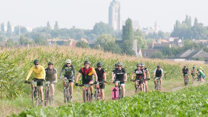 Mountainbike van Vlaanderen verhuist van Oudenaarde naar het Hotond Sporthotel in Kluisbergen