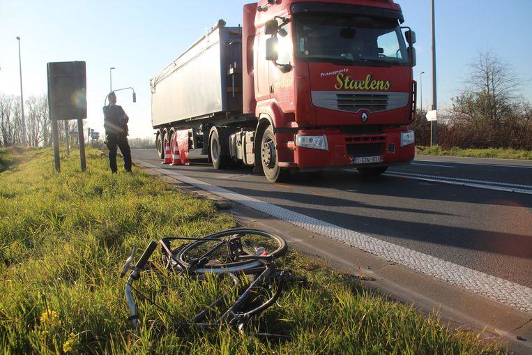 Marleen Volckaert (56) kwam om het leven bij een dodehoekongeval op het beruchte kruispunt.