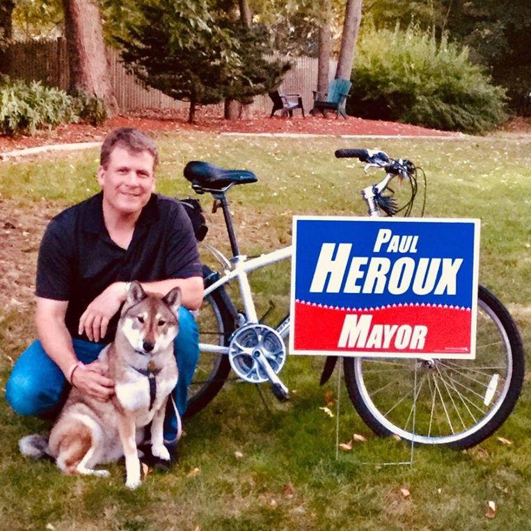 Mura deed mee met alle campagnes die burgemeester Paul Heroux deed.