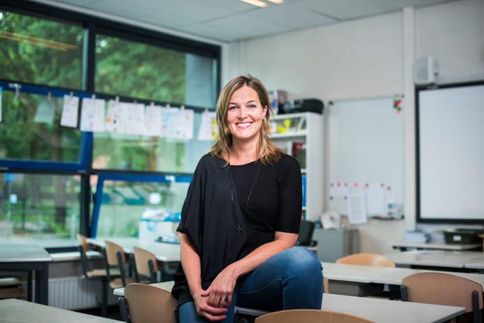 Juf Marieke Schippers