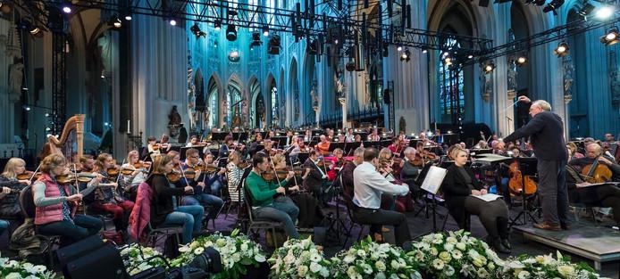 Het Bosch Requiem in de Sint-Jan in 2015