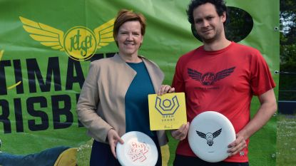 Stad Leuven huldigt eerste 'Open Sportclub'