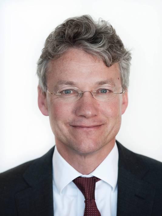 Maarten Camps, secretaris-generaal bij Economische Zaken