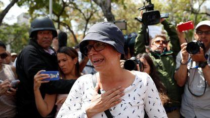 """""""Gearresteerde journalist in Venezuela vrijgelaten"""""""