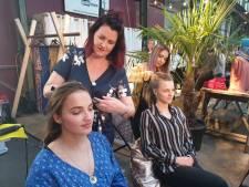 Modefestival in botenloods Bergen op Zoom