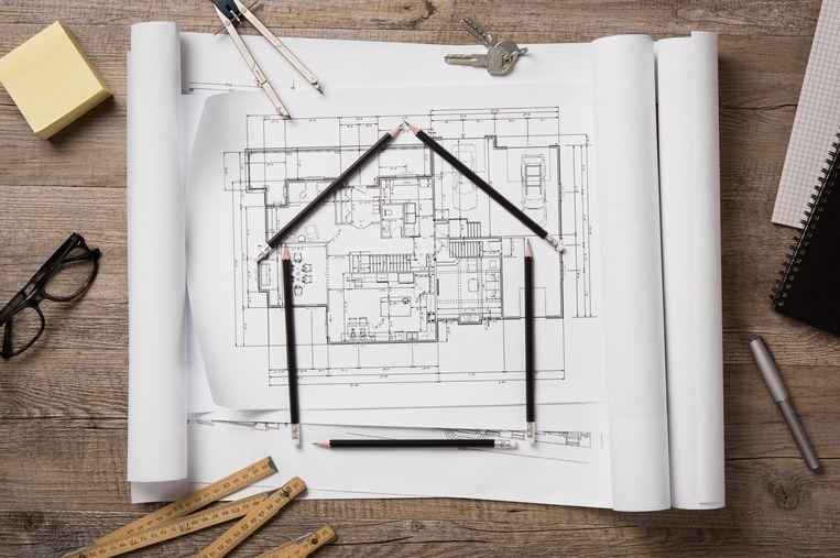 Bouw je met een sleutel-op-de-deurfirma, dan heb je vaak de keuze tussen een eigen architect of samenwerken met een architect van de firma.