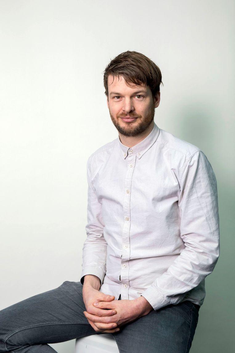 Seije Slager (1977) is politicoloog. Hij werkt sinds 2005 voor Trouw, op dit moment als redacteur Noord- en Zuid- Amerika. Beeld Werry Crone