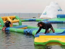 Aquapark Splash nu stuk stormbestendiger