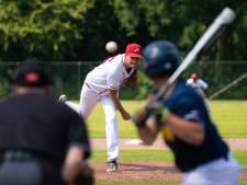 Vangballen nekken de honkballers van WSB