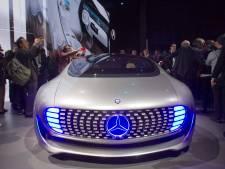 Elektrische top-Mercedes wordt van alles, maar geen S-Klasse