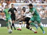 Late penalty helpt Sociedad aan punt tegen Valencia