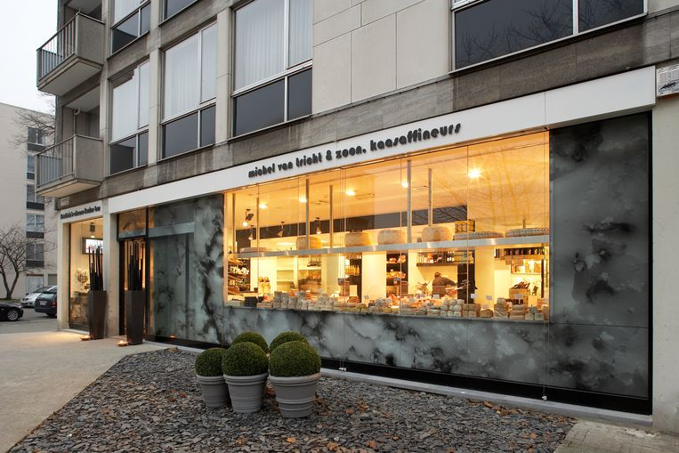 De winkel in Berchem is over te nemen