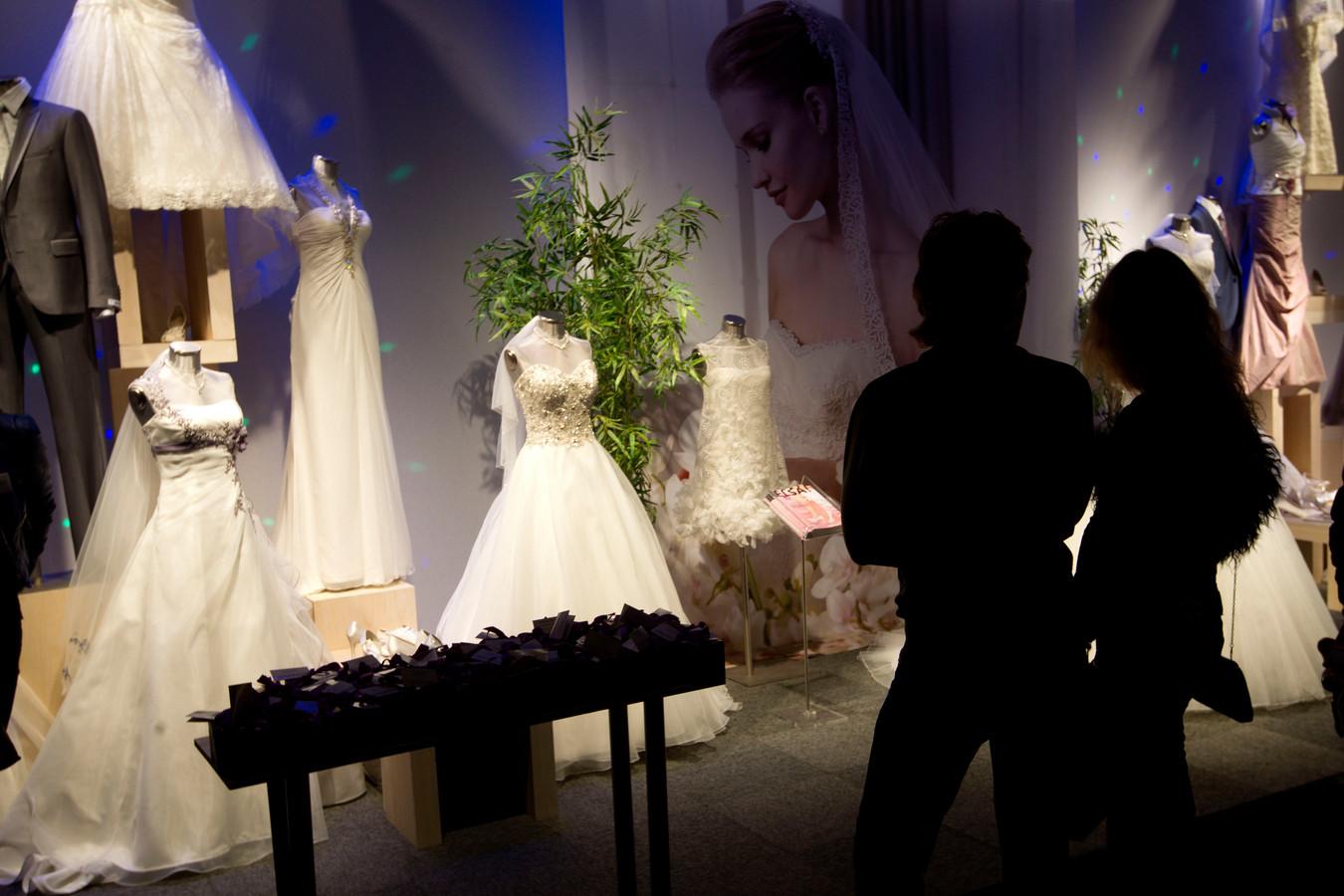 Een eerdere editie van de Love and Marriage Beurs in het Beursgebouw in Eindhoven.