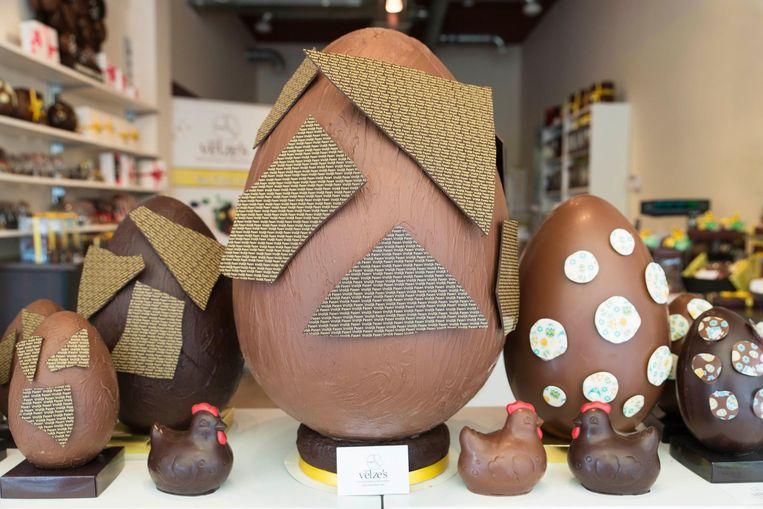 Van Velze's Chocolaterie & Patisserie, Eerste Oosterparkstraat Beeld Charlotte Odijk