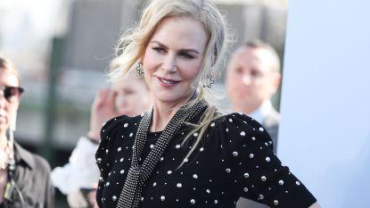 Nicole Kidman zoekt toenadering tot haar oudste kinderen