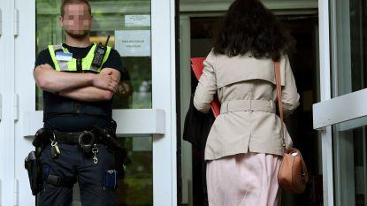 Antwerpse politie stopt beveiliging gerechtshof