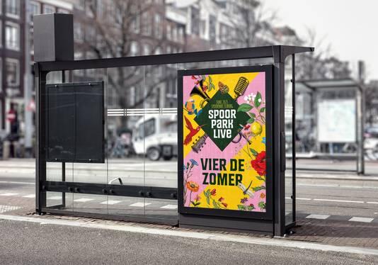 Dit had de reclamecampagne moeten zijn, maar corona was spelbreker.