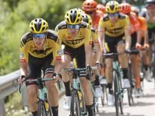 Eenkhoorn en Jumbo-Visma zesde in ploegentijdrit Czech Tour