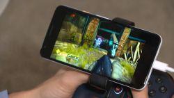 Google laat je gamen zonder spelconsole
