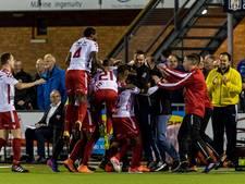Kozakken Boys in KNVB-beker op bezoek bij PEC Zwolle