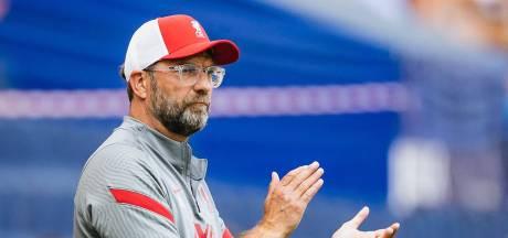 Klopp snapt niet waarom Premier League weer terug is bij drie wissels: 'Gaat om welzijn en kwaliteit'