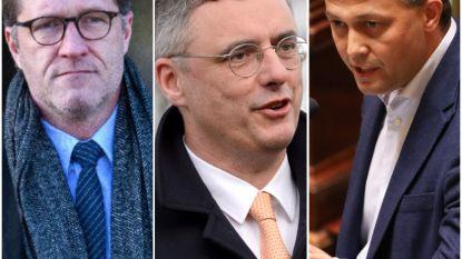 Na een weekend vol politieke interviews: niemand durft zijn veto's nog te herhalen