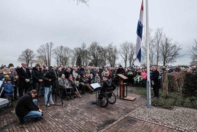 Jaarlijks wordt bij het Rademakersbroek een herdenking gehouden.