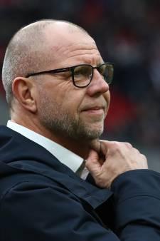 Grim: 'Heel blij dat we kunnen voetballen, maar zo vroeg tegen Ajax is niet ideaal'
