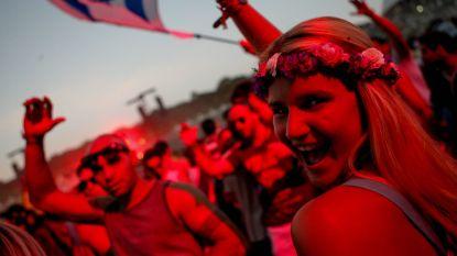 2 miljoen ijsblokjes en 820 stewards: Tomorrowland in cijfers
